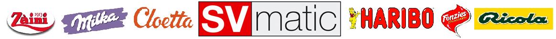 SVmatic – Franchising Espositori Haribo,Pringles,Fonzies.